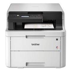 HLL3290CDW Digital Color Multifunction, Copy/Print/Scan