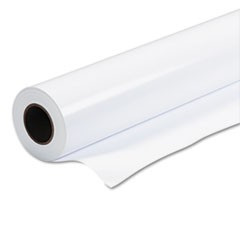 "Rapid-Dry Photographic Paper, Satin, 6 mil, 42"" x 100 ft Roll, White"
