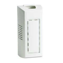 Gel Air Freshener Dispenser (w/Fan) Cabinets, 4w x 3 3/8d x 8 2/5h, White