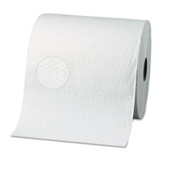 Pacific Blue Select Premium Nonperf Paper Towels,7 7/8 x 350ft,White,12 Rolls/CT