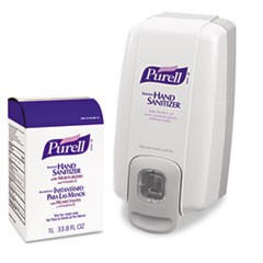 SANITIZER,PURELL NXT KIT