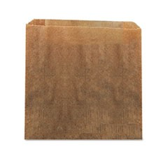 Waxed Kraft Liners, 9 x 10 x 3 1/4, 250/Carton