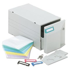 CD/DVD Storage Drawer, Holds 150 Discs