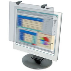 "Premium Antiglare Blur Privacy Monitor Filter for 15"" LCD"