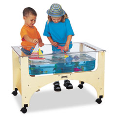 Sensory Table, 37w x 23d x 24-1/2h, Birch