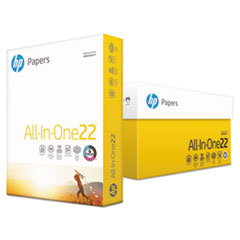 All-In-One22 Paper, 96 Bright, 22lb, 8.5 x 11, White, 500/Ream