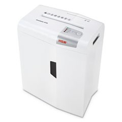 Hsm Of Americashredstar X10 Cross-Cut Shredder, 10 Manual Sheet Capacity