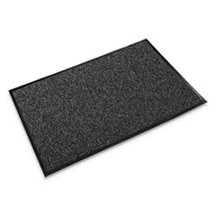 Fore-Runner Outdoor Scraper Mat, Polypropylene, 48 x 72, Gray