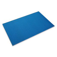 Comfort King Anti-Fatigue Mat, Zedlan, 24 x 36, Royal Blue