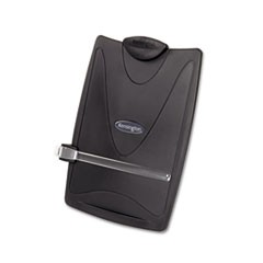 Insight Plus Easel Desktop Copyholder, 50 Sheet Capacity, Graphite