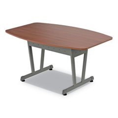 Trento Line Conference Table, 59 1/8w x 39 1/2d x 29 1/2h, Cherry