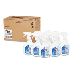 Disinfecting Bathroom Cleaner 30oz Spray Bottle, 9/Carton