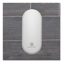 "ActiveAire Passive Whole-Room Freshener Dispenser, 3.22"" x 4.06"" x 6.83"", White"