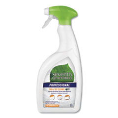Tub and Tile Cleaner, Emerald Cypress and Fir, 32 oz Spray Bottle, 8/Carton
