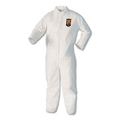 A40 Coveralls, X-Large, White