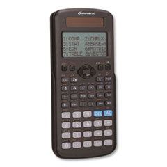 Advanced Scientific Calculator, 417 Functions, 15-Digit LCD, Four Display Lines