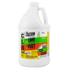 Calcium, Lime and Rust Remover, 1 gal Bottle