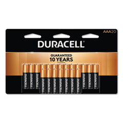 CopperTop Alkaline AAA Batteries, 20/Pack