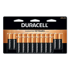 BATTERY,DBL WIDE AA,20/PK