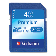 MEMORY,CARD SDHC 4GB,BE