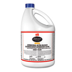Ultra Germicidal Bleach, 1 Gallon Bottle, 6/carton