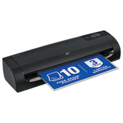 "Fusion 1000L Laminator, 3 mil to 12"" Wide; 5 mil 4"" x 6"""