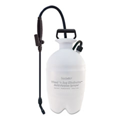 Standard Industrial Tank Sprayer with Adjustable Nozzle, 1 Gallon Capacity