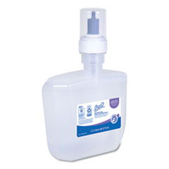Control Super Moisturizing Foam Hand Sanitizer, 1,200 ml, Clear, 2/Carton