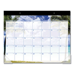 Tropical Escape Desk Pad, 22 x 17, 2020