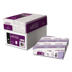 Custom Cut-Sheet Copy Paper, 92 Bright, 20lb, 8.5 x 11, White, 500 Sheets/Ream, 5 Reams/Carton