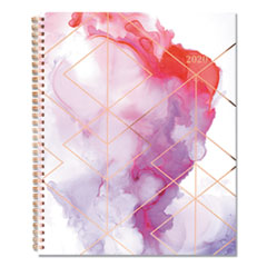 Smoke Screen Weekly/Monthly Planner, 11 x 9, 2020