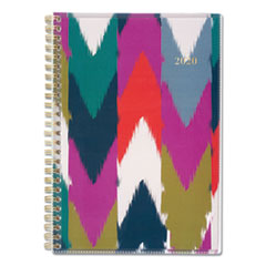 Cambridge Ikat Weekly/Monthly Planner, 8 1/2 X 5 1/2, 2020