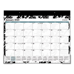 Madrid Desk Pad, 22 x 17, Madrid Design, 2020