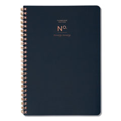 Workstyle Soft Cover Weekly/Monthly Planner, 8 1/2 x 5 1/2, Navy Cover, 2020