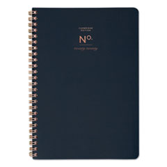 Workstyle Soft Cover Weekly/Monthly Planner, 11 x 8 1/2, Navy Cover, 2020