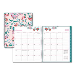 Breast Cancer Awareness Weekly/Monthly Planner, 11 x 8.5, 2021