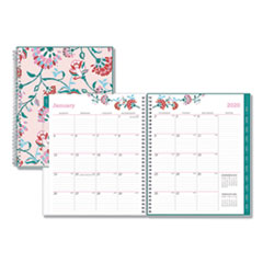 Breast Cancer Awareness Monthly Planner, 10 x 8, 2020