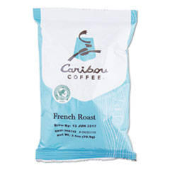 French Roast Ground Coffee, 2.5 oz, 18/Carton