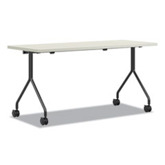 Between Nested Multipurpose Tables, 60 x 30, Silver Mesh/Loft