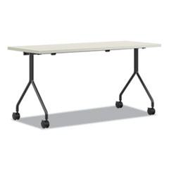 Between Nested Multipurpose Tables, 72 x 30, Silver Mesh/Loft