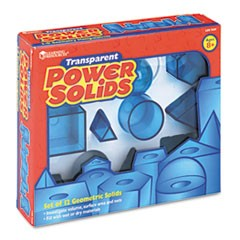 Power Solids, Science Manipulatives, for Grades 3-12