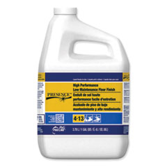 Presence High Performance Low Maintenance Floor Finish, 1 gal Bottle, 4/Carton