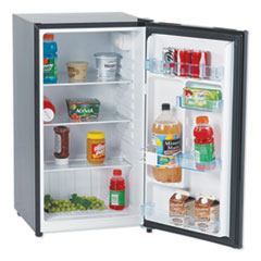 3.2 Cu. Ft Superconductor Refrigerator, Black