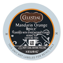 Mandarin Orange Spice Herb Tea K-Cups 24/Box