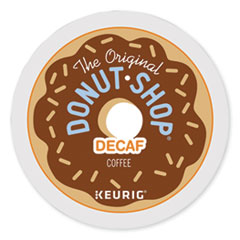 Decaf Coffee K-Cup Pods, 96/Carton