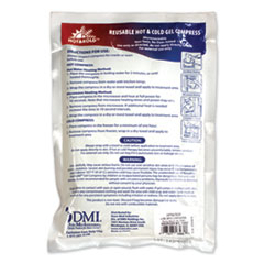Physicianscare  By First Aid Only Reusable Hot/Cold Pack, 8.63  Long, White