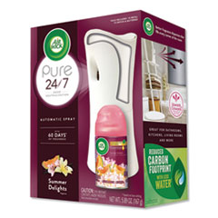Freshmatic Life Scents Starter Kit, Summer Delights, 5.89 oz Aerosol