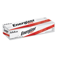 MAX Alkaline AAA Batteries, 1.5V, 144/Carton