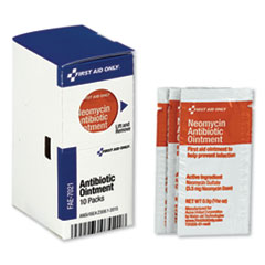 SmartCompliance Antibiotic Ointment, 10 Packets/Box