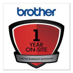 Onsite 1-Year Warranty Extension for Select HL/MFC/PPF Series